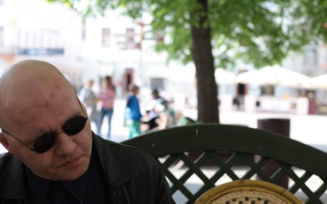 Tõlkija Marek Laane (1969–2021).