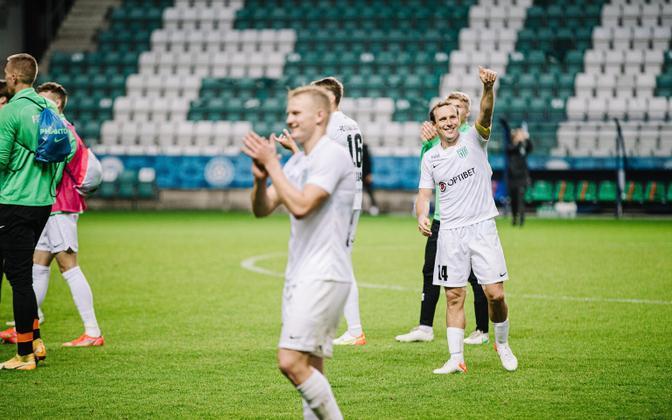 UEFA Konverentsiliiga: FC Flora - Shamrock Rovers