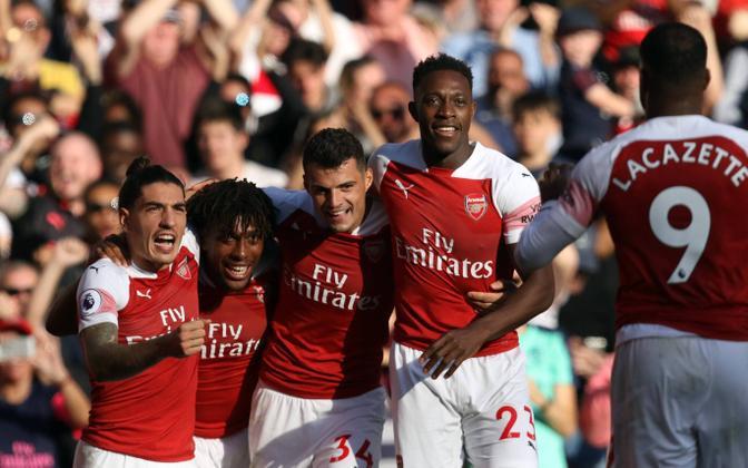 Arsenali meeskond