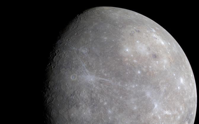 Merkuur.