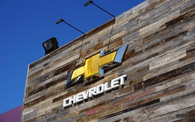 Продажа Chevrolet Bolt приостановлена. Иллюстративная фотография.