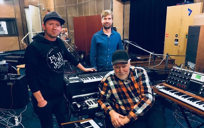 Tõnu Naissoo Electric Trio