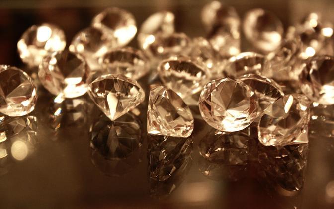Litosfääriteemandid on kõige levinumad ja ilmselt leiab juveelipoest enamasti just neid.