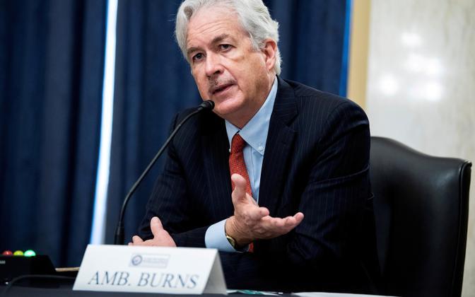 CIA juht William Burns