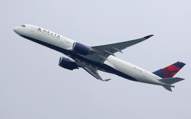 Lennufirma Delta Air Lines