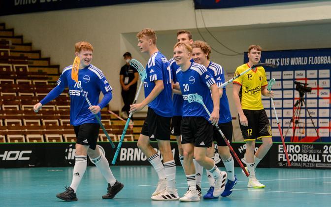 Eesti U-19 saalihokimeeskond