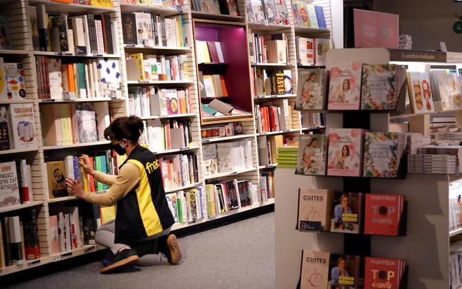Raamatupood Prantsusmaal