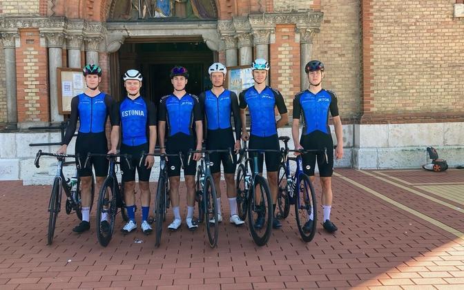 Eesti juunioride jalgrattakoondis