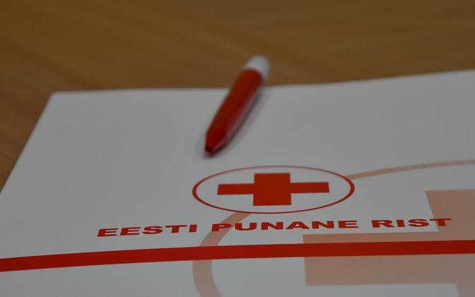 Estonian Red Cross.
