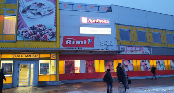 Мини-Rimi в Силламяэ.