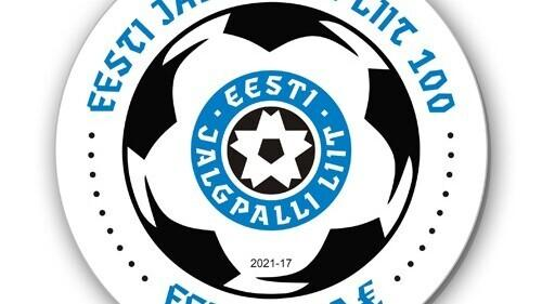 Eesti Jalgpalli Liidu 100. sünnipäevale pühendatud postmark