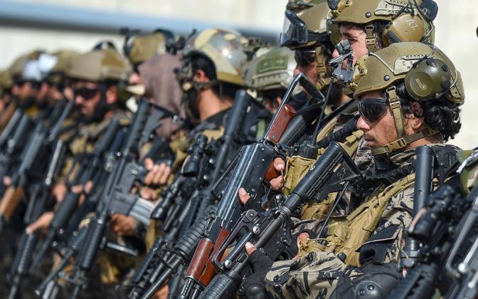 Talibani eriväelased