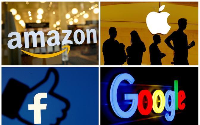 USA suured tehnoloogiafirmad
