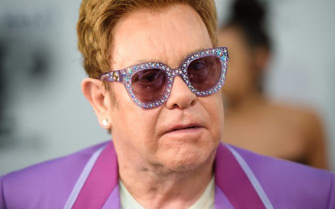 Elton Johnil oli parasjagu pooleli suur hüvastijätutuur, kui pandeemia peale tuli.