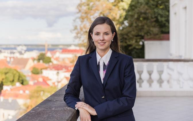 Peaministri välisnõunik Liis Lipre-Järma