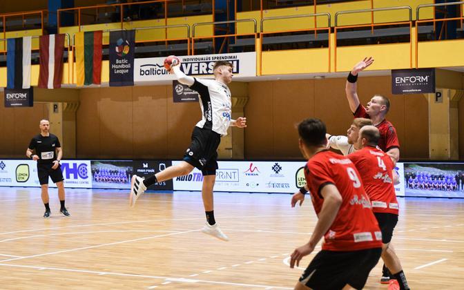 Käsipalli Balti liiga: Põlva Serviti - Alytuse Varsa-Stronglasas
