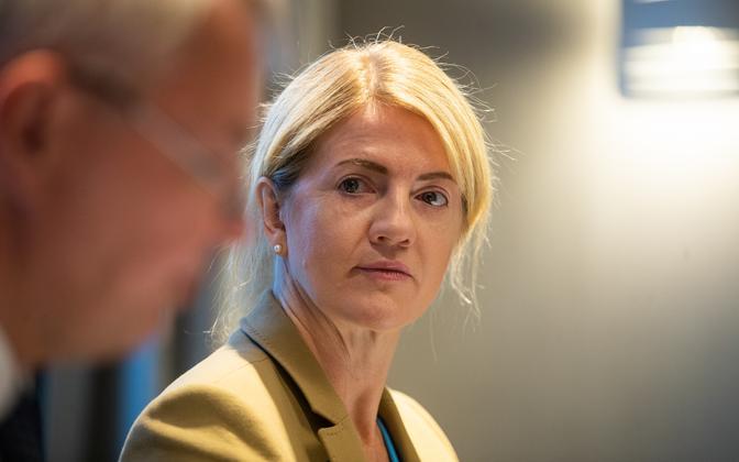 Eva-Maria Liimets.