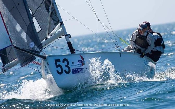 SB20 maailmameistrivõistlused Portugalis.
