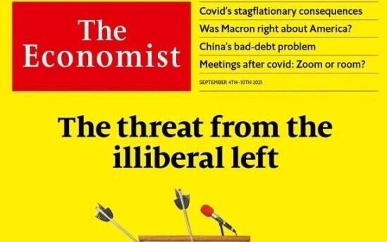 Economist kirjutas uusvasakpoolsusest ja hoiatas sellega kaasnevate ohtude eest