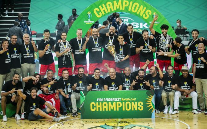 Tuneesia korvpallikoondis