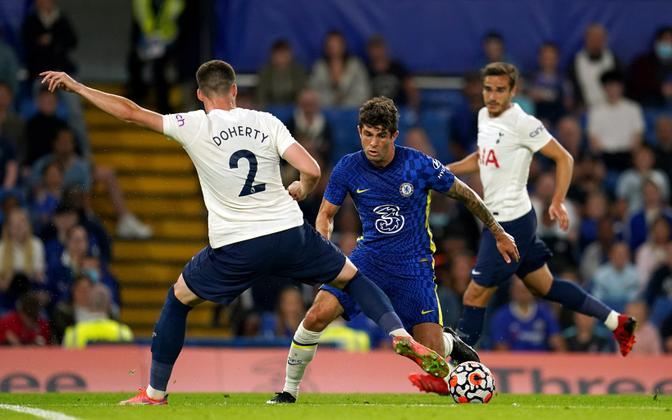 Tottenham Hotspur ja Chelsea mäng