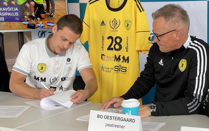 Risto Lepp ja Bo Östergaard