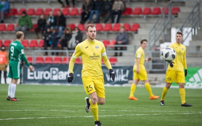 Sander Viira (Kuressaare FC).