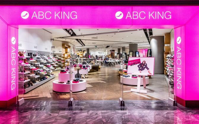 ABC Kinga kauplus.