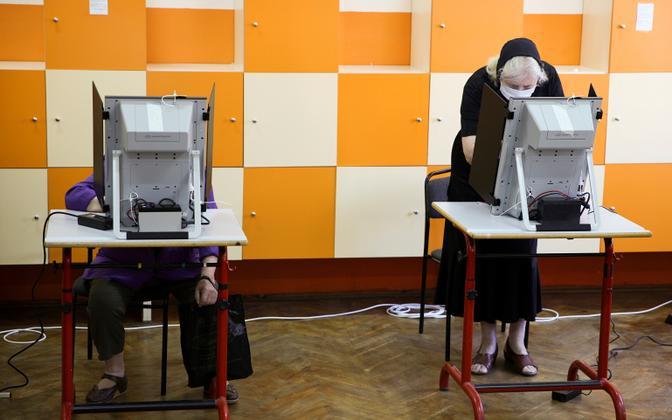 Juulis toimunud valimised uut valitsust ei toonud.