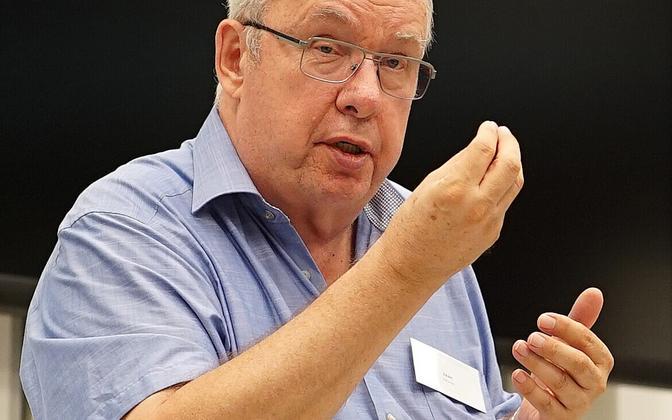 Professor Jaan Valsineri uurimisalaks on kultuuripsühholoogia