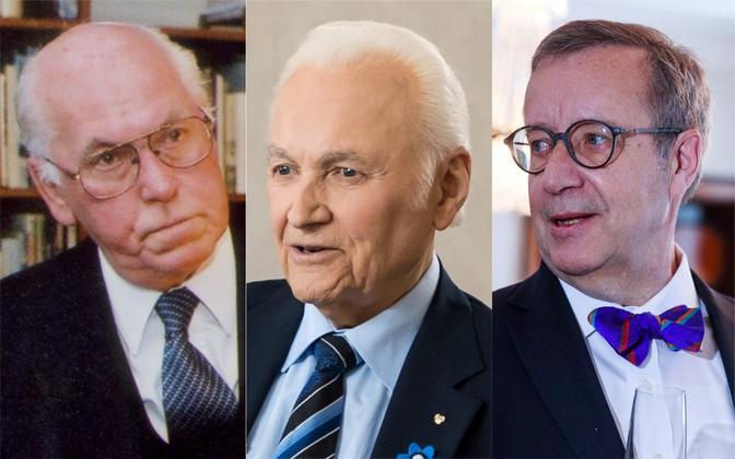 Eesti presidendid.