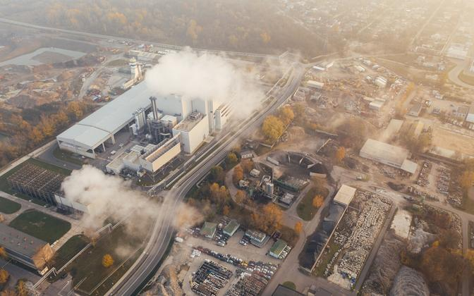 Выбросы метана считаются второйпричиной изменения климата после углекислого газа.