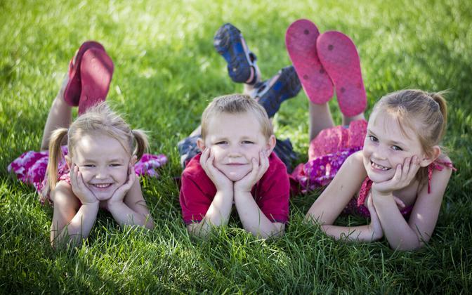 """""""Tahame kõigi oma uuringutega öelda, et lapsepõlve keskkond on väga tähtis,"""" osutab Krams."""
