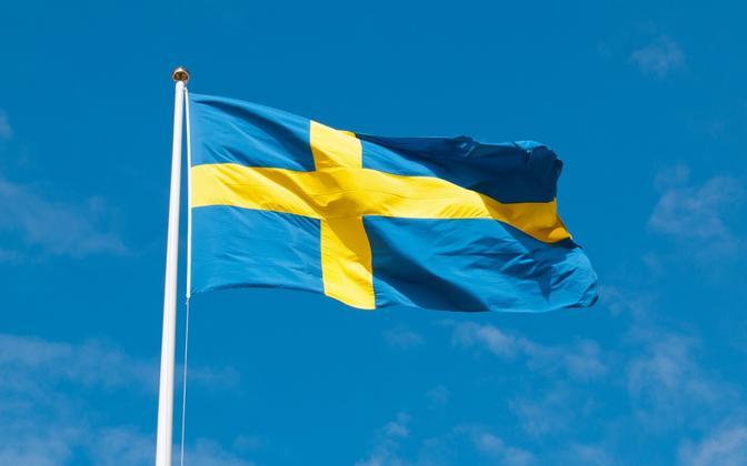 Флаш Швеции.