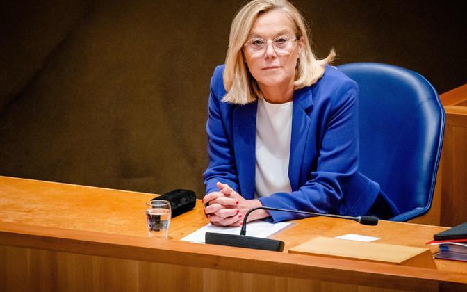Sigrid Kaag.