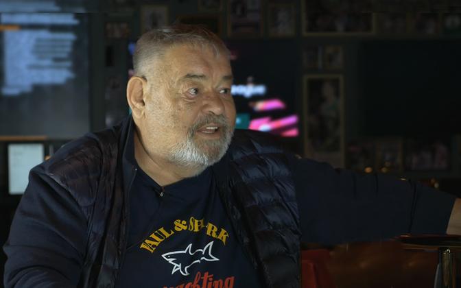 Валерий Овчинников.