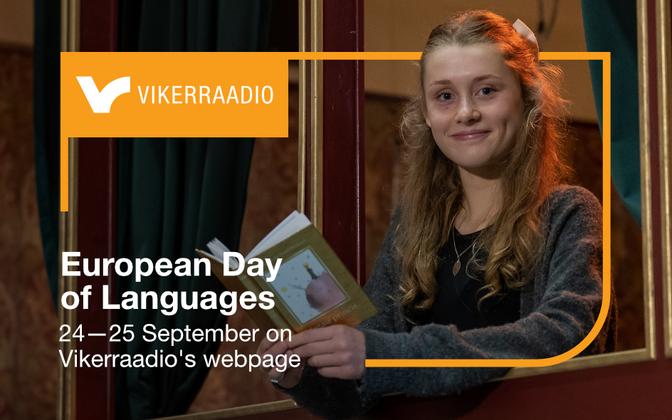 European Day of Languages 2021 in Vikerraadio