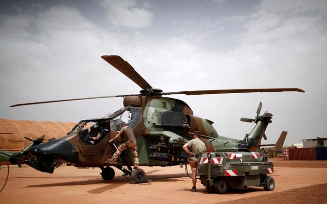 Prantsusmaa sõdurid Malis