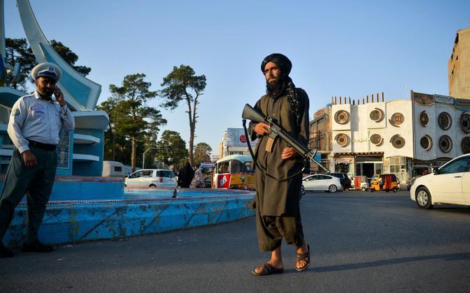 Talibani sõdur