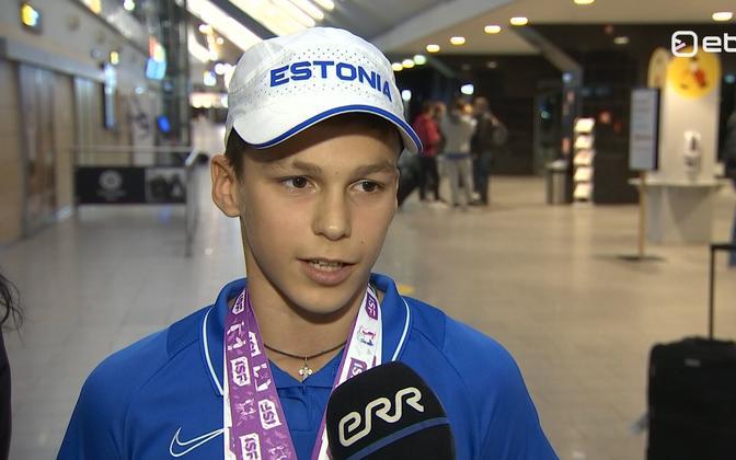 Артем Альтеберг ставит перед собой цель стать олимпийским чемпионом.