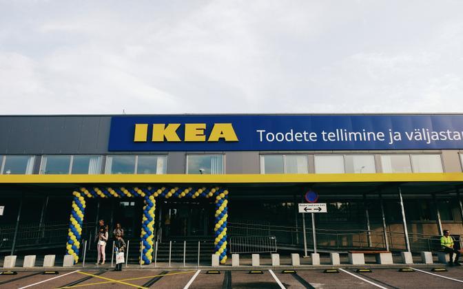 IKEA Tallinna tellimiskeskus.