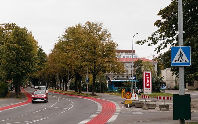 Tallinna linnavalitsuse uus asukoht