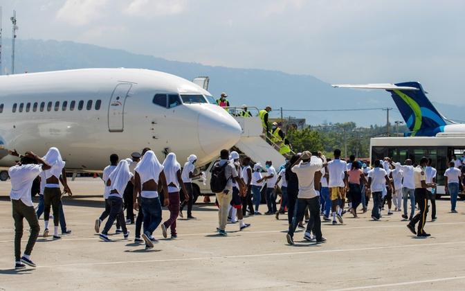 Haiti lennujaam