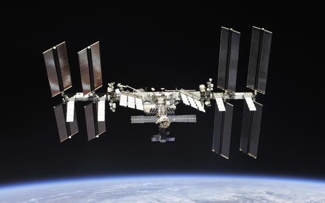 Rahvusvaheline kosmosejaam.