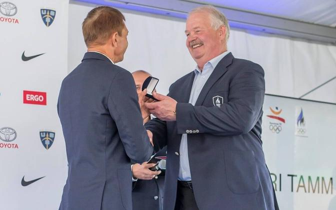 Urmas Sõõrumaa ja Jüri Tamm
