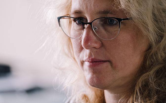 Krista Fischer..