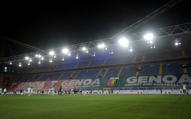Genoa kodustaadion Stadio Luigi Ferraris