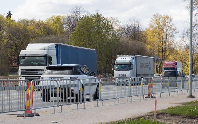 Литовским компаниям грузовых автоперевозок все чаще не хватает водителей.