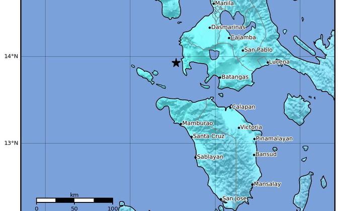 Maavärin Filipiinidel.