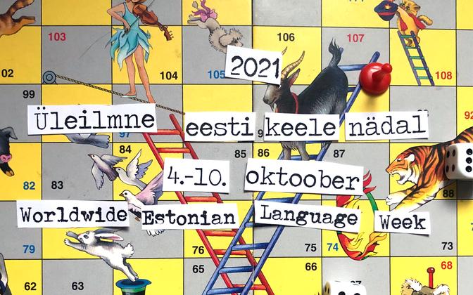 Üleilmne eesti keele nädal KeelEST